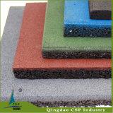 チンタオの体操のためのゴム製床のマット