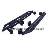 3 Tubos Barra lateral para Jeep Wranlger 07+ (4 puertas) Textured or Sand Blk Jb2002