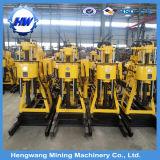 230m de la máquina de perforación rotativa/plataforma de perforación de pozos de agua (HW-230)