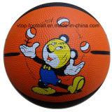 مطّاطة كرة سلّة جديات لعب لأنّ ترقية