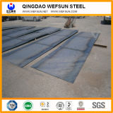 Лист поверхности ширины отделки Q235B 1500mm стана горячекатаный стальной