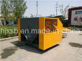 Máquina de corte de residuos de hilados para reciclaje