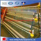 Exploração agrícola em grande escala gaiola usada da galinha da bateria das aves domésticas para a venda
