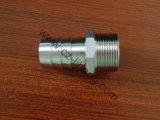"""Roestvrij staal 1/8 """" het Uitsteeksel van de Slang van DIN 2999 van het Gieten"""