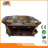 Slot machine delle roulette della rotella del casinò di Royale dei 8 giocatori video