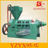 Le coton de qualité injecte la machine de presse de pétrole des graines de tournesol (YZYX95-1C)