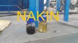 機械をリサイクルする車によって潤滑油の蒸留プラント/Clean使用される黄色い基礎オイル