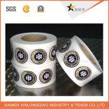 Kundenspezifisches gedrucktes Drucken-Hologramm-Aufkleber-Laser-Anti-Fälscheneingetragenes warenzeichen/Kennsätze