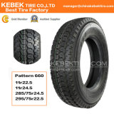 DOT Certified Radial Truck Tire 295/75r22.5, 11r22.5