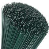 Alambre revestido del florista del PVC de la buena calidad del surtidor de China