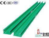La bandeja de cables de PVC FRP Cable Trunking