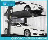 Домашний подъем стоянкы автомобилей автомобиля столба гаража 2 с хорошим качеством