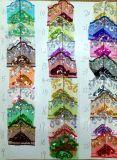 Formar mais laço dos Sequins das cores para Vestuário da senhora