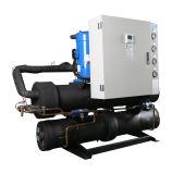 Tipo modular bomba de refrigeração água de Chiller&Heat da água