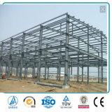 Strutture d'acciaio di sicurezza d'acciaio chiara del magazzino di alta qualità
