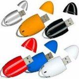 De Aandrijving van de Flits van de Voetbal USB van de ellips voor Giften