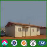De lichte Structuur van het Staal construeerde eenvoudig PrefabHuis voor de Huisvesting van de Nieuwe vestiging (xgz-A015)