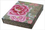 호화스러운 Foldable 포장 서류상 선물 포도주 상자