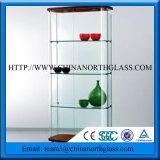 Het Aangemaakte Glas van de Bouw van de Gordijngevel Glas