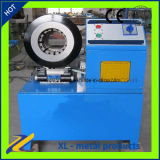 Máquina de friso da mangueira hidráulica do estilo da potência do Finn