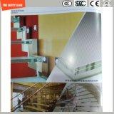 4.38mm-52mm Steigung-Farben-freier Raum PVB, Sgp Sicherheits-lamelliertes Glas mit SGCC/Ce&CCC&ISO Bescheinigung für Partition, Jobstepp, Zaun im Hotel und Haus