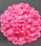 Pétalos de rosa de la tela de seda de la alta calidad para la boda y los artes de DIY