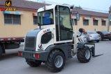 Intelligente Rad-Ladevorrichtung mit Minitraktor für Bauernhof