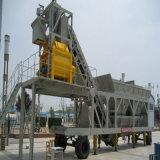Planta de tratamento por lotes concreta móvel de tratamento por lotes da planta Yhzs25 do edifício móvel