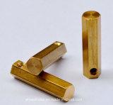 Maschinell bearbeitenteil CNC-Turning/CNC für Kupfer, Messing
