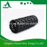 Vendita diretta Geogrid di plastica d'acciaio della fabbrica del campione libero per la coltura idroponica
