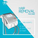 Q comuta o ND remoção do cabelo de YAG + de IPL Elight Shr