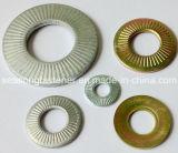 Rondelle de contact d'acier inoxydable (NFE 25-511)