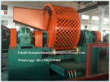 Neumático profesional del carro del neumático de la basura del fabricante que recicla la máquina