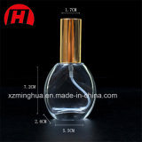 Frasco de perfume luxuoso original do projeto 30ml