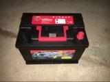 DIN57530mf 12V75ah wartungsfreies Leitungskabel-saure Auto-Speicherbatterie