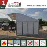 Tenda mezza esterna di alluminio della cupola di alta qualità per la cabina e la fiera commerciale