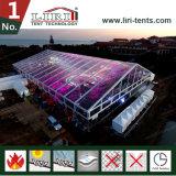 tenda enorme superiore trasparente Corridoio di larghezza di 50m con muro di vetro per 10000 eventi di concerto della gente