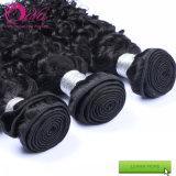 Оптовые естественные человеческие волосы связывают волос девственницы 100% Unprocessed Remy