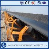 Sistema de transportador de correia industrial na fábrica de aço de mineração de carvão