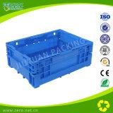 Пластичный складывая навальный контейнер для перевозок