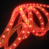 IP67 tira flexible impermeable del silicón LED