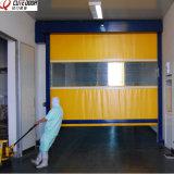 De industriële Automatische Rolling Deur van de Hoge snelheid van de Reparatie van de Ritssluiting van het Terugstellen Zelf
