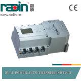 El panel del ATS del interruptor de la transferencia del generador de reserva