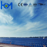 3.2mm ont gâché la glace solaire de fer inférieur avec la transmittance élevée