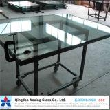 Niedriges-e überzogenes Isoliertafelglas für Gebäude-Zwischenwand