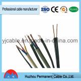Cables aislados PVC del cable de alambre eléctrico del cable BVVB