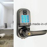 Bloqueo de puerta biométrico de Digitaces de la huella digital