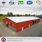 Sinoacme сегменте панельного домостроения легкого металла рамы склада