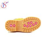Le travail de fonctionnement de sûreté d'injection d'enfants de gosses ajusté par famille amorce des chaussures pour la fonction extérieure (SVWK-1609-041 LE TAN)
