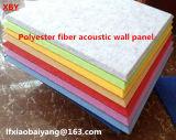 音響パネルのポリエステル線維のパネルの壁のタイトルの天井のボード3Dの壁パネル